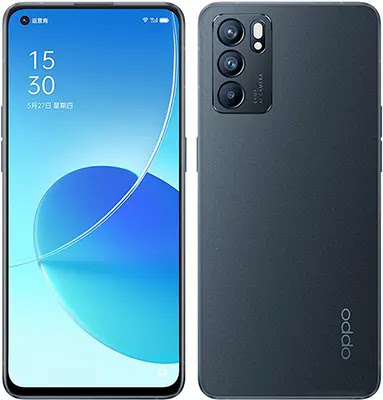 Oppo Reno 6 5G Specifications