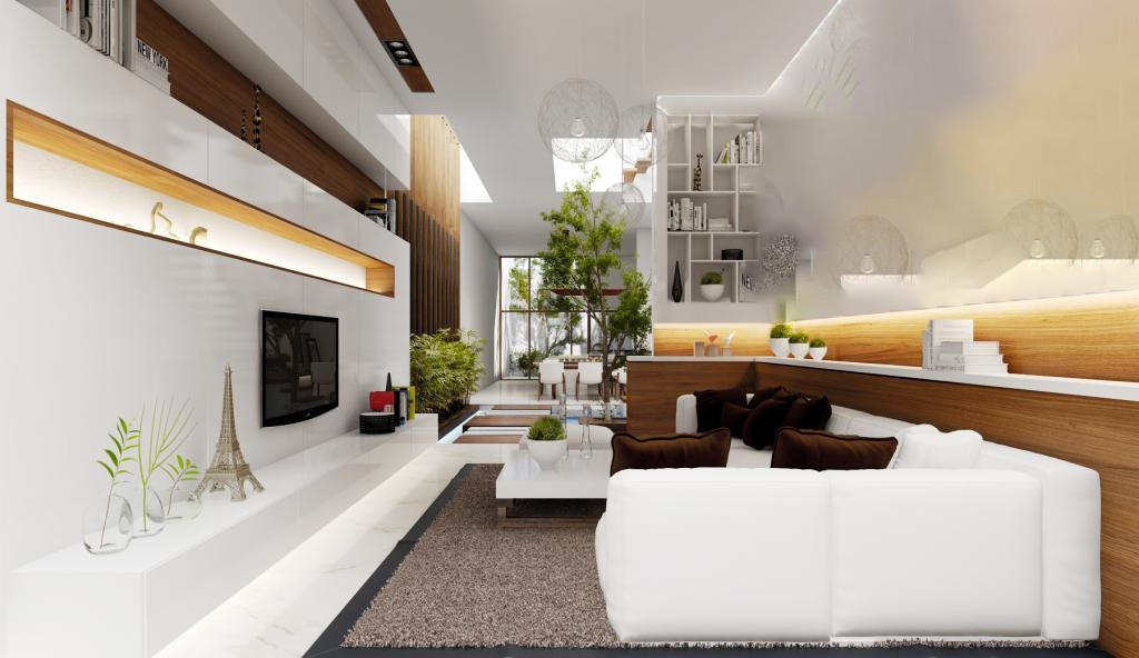 Fantastiske Designer stuer - interiør inspirasjon