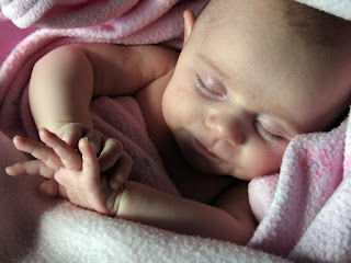 Image: Sleeping Baby, by SS on FreeImages