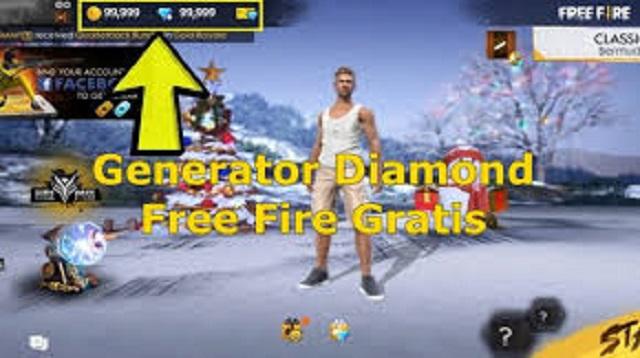 Generator Diamond FF