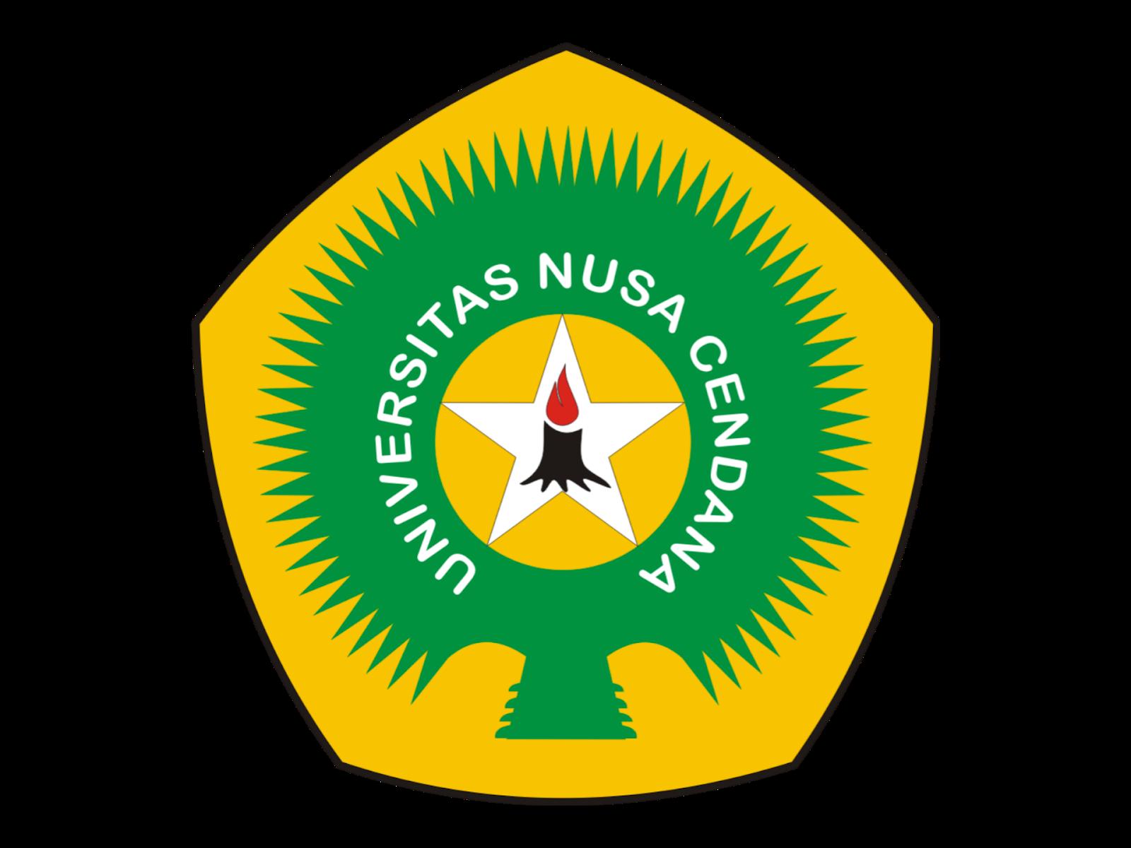 Logo Universitas Nusa Cendana Format PNG