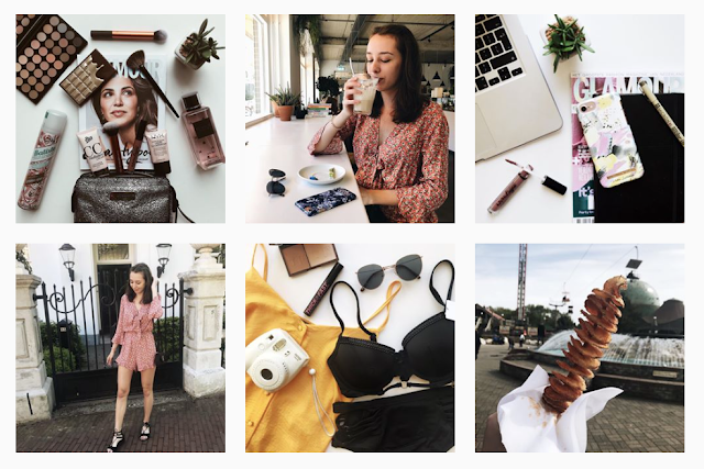 Instagram feed Life as Chelsey