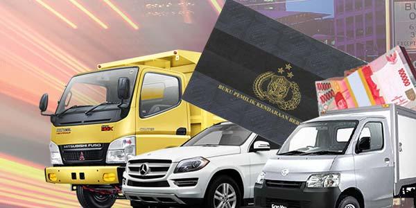 biaya yang Akan Timbul Saat Gadai BPKB Mobil Jakarta Selatan