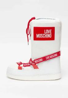 Love Moschino - Дамски зимни Ботуши от еко кожа