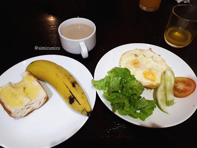 Breakfast di hochiminh