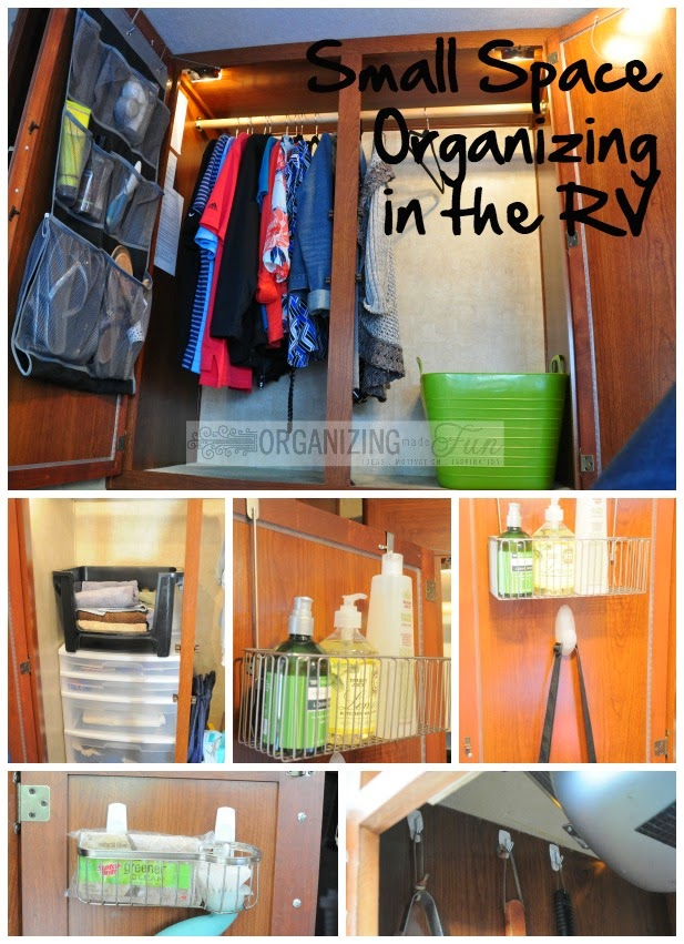 Organized Camping Kitchen Small Spaces