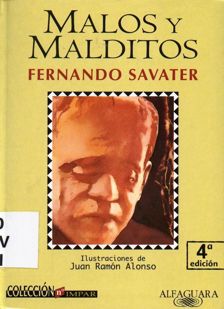 Malos Y Malditos – Fernando Savater