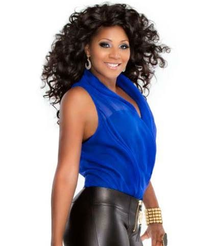 Trina Braxton Weight Loss Advice
