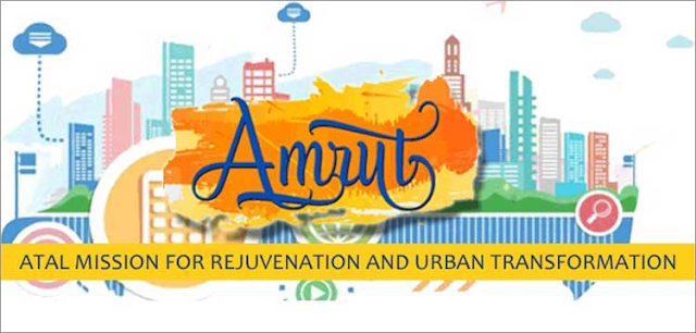 AMRUT, Daily Current Affairs: 29th October 2019