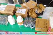Ribuan Butir Obat Ilegal Diamankan Polres Luwu Utara