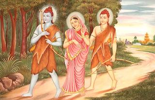 मेरे गांव में राम