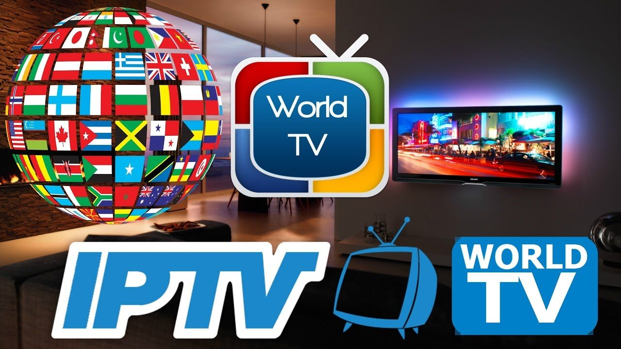 IPTV Smart M3u8 List Worldwide Channels For All Devices