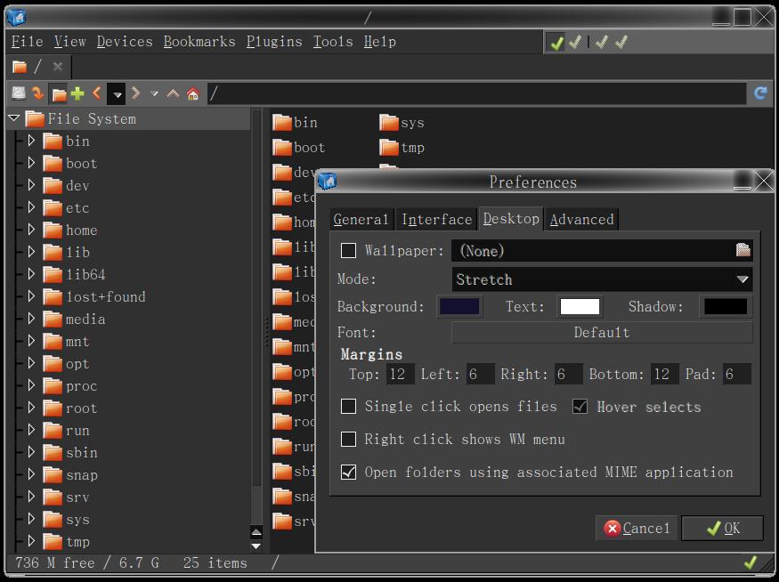 外行來亂: GTK2 和 GTK3 深灰色佈景