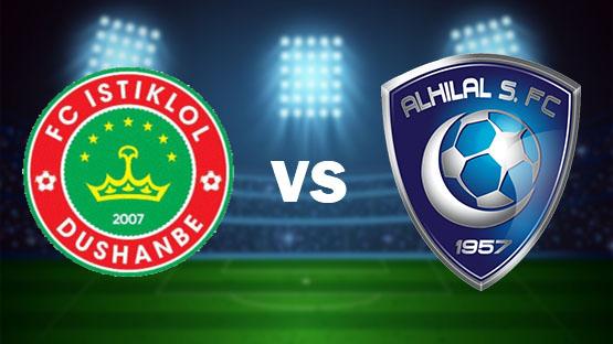 مشاهدة مباراة الهلال ضد استقلال دوشنبه 24-04-2021 بث مباشر في دوري أبطال أسيا