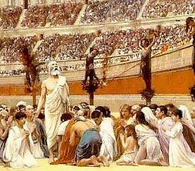 riassunto sulle persecuzioni dei cristiani nell'Impero romano