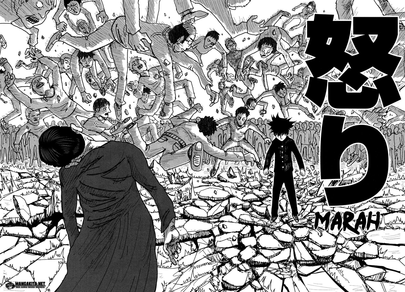 Mob Psycho 100 Chapter 08-16