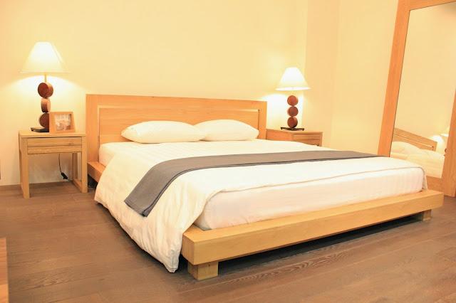Mẫu giường ngủ gỗ xoan đào đẹp của hoàng anh gia lai
