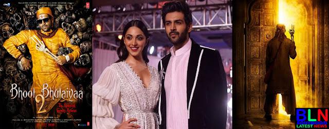 BHOOL BHULAIYA 2 -  Best Upcoming Bollywood films of 2020