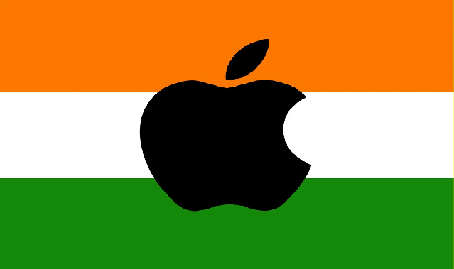 Apple to open an online store in India