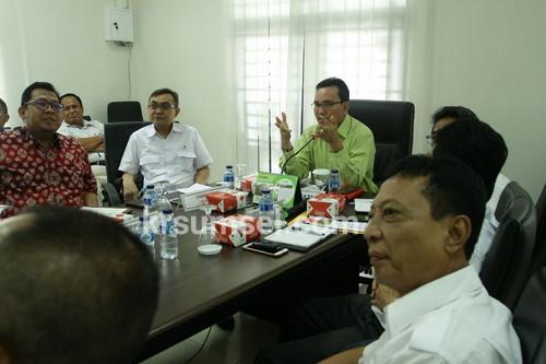 Gandeng Perusahaan Benahi Stadion Serasan Sekate
