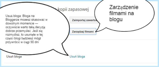 Jak usunąć bloga na platformie Blogger?