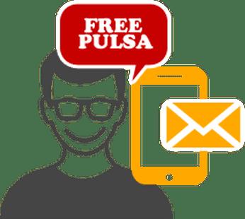 Trik Dan Cara Mendapatkan Pulsa dan Kuota Gratis di Android