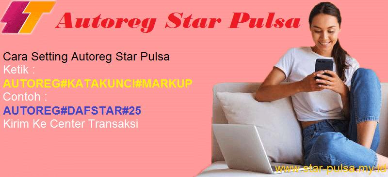 AUTOREG STAR PULSA