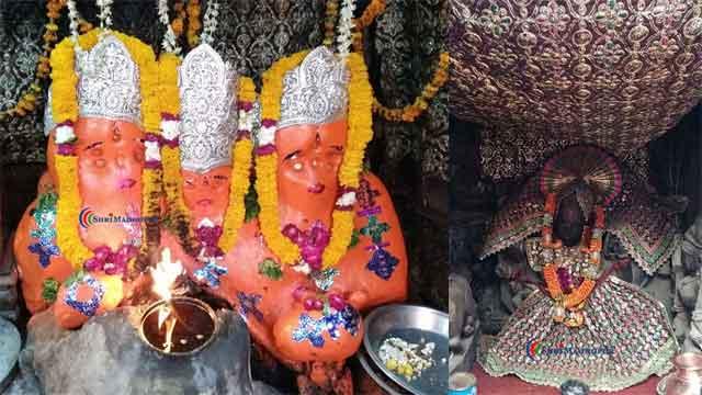 हर्षनाथ भैरव के रूप में हर्ष गिरि पर विराजते हैं जीण के भाई हर्ष