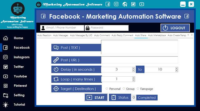 Cara Cepat Bagikan Postingan di Facebook Secara Automatis
