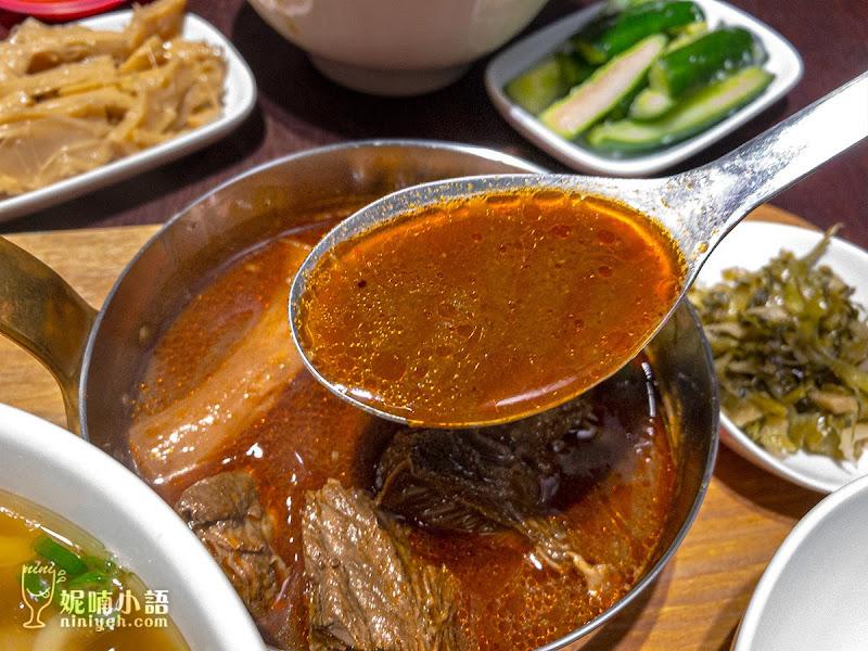 【西門町美食】牛店精燉牛肉麵。極品滿漢牛肉麵翻轉創意新吃法