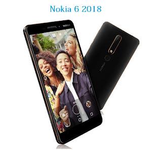 kali ini Nokia membawa pembaharuan di Nokia  Akhirnya Nokia Meluncurkan Nokia 6 2018, Berikut Spesifikasinya