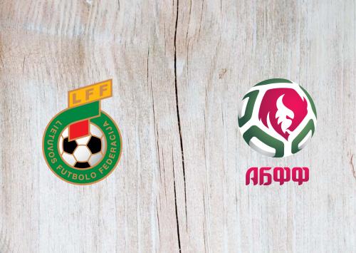 Lithuania vs Belarus -Highlights 11 October 2020