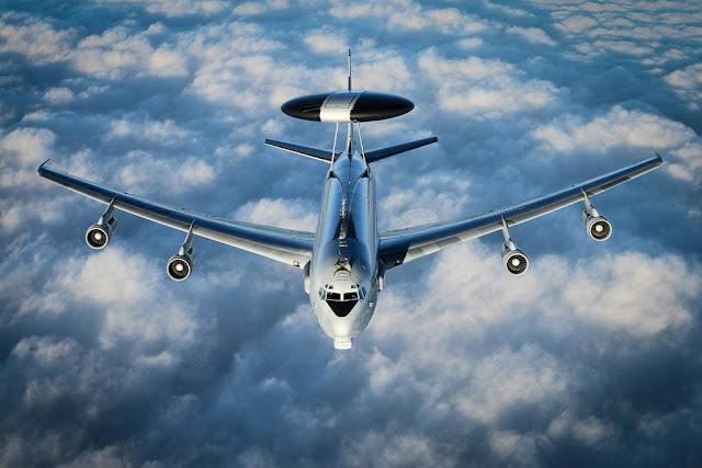 Boeing NATO AWACS upgrades