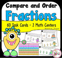Compare and Order Fractions