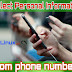 How to Get Personal Information From a Cell Phone Number