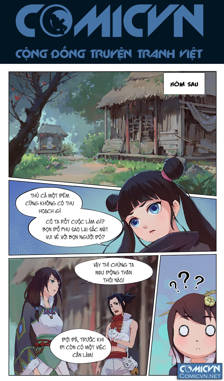 Yêu Túc Sơn Chap 13 Trang 2