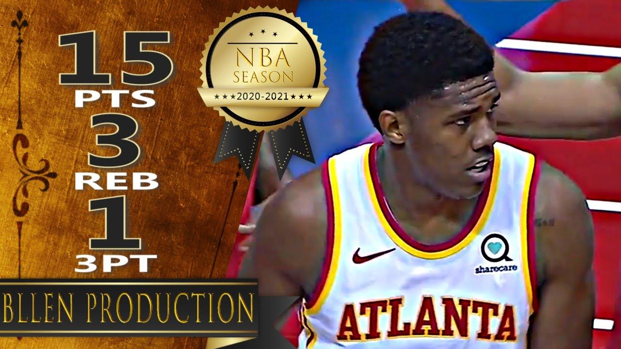 Nathan Knight 15pts vs HOU | March 16, 2021 | 2020-21 NBA Season