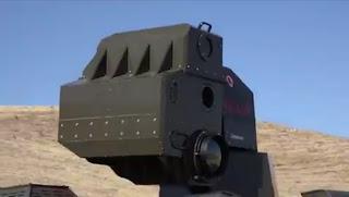 TÜBİTAK BİLGEM'in tasarlayıp geliştirdiği milli lazer silahı ARMOL kabul testlerini başarıyla geçerek Türk Silahlı Kuvvetleri envanterine girmeye hak kazandı.