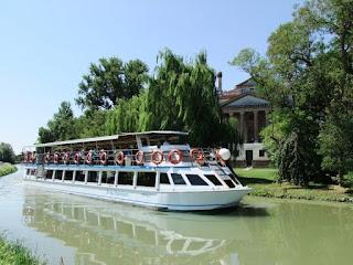 UNII itinerari turistici navigazione fiumi