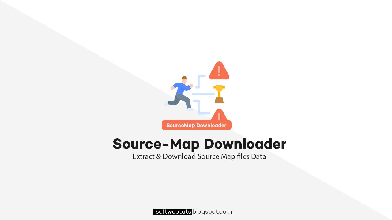 Source-map Downloader - Download Source-map Files