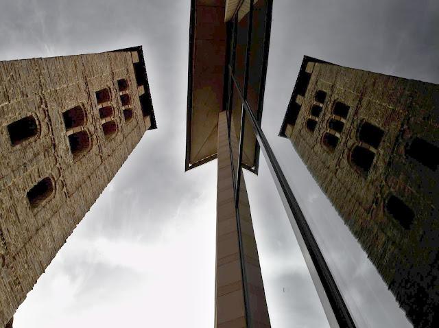 Torres gemelas - Josepmaría Vilar