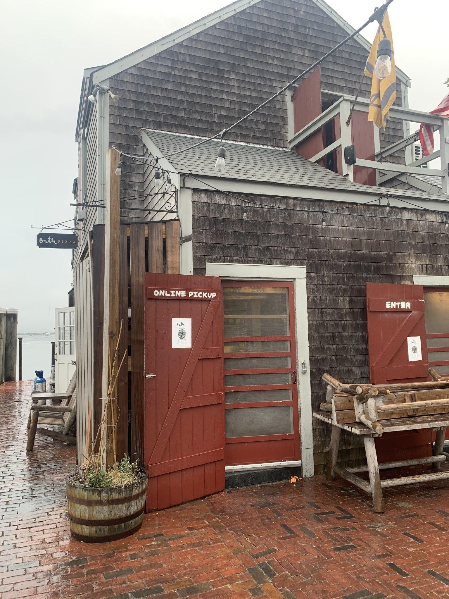 Nantucket in september