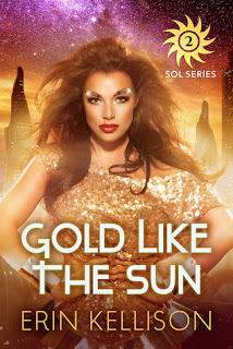 Gold Like the Sun by Erin Kellison