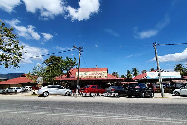 Nasi Campur Restaurant in Langkawi