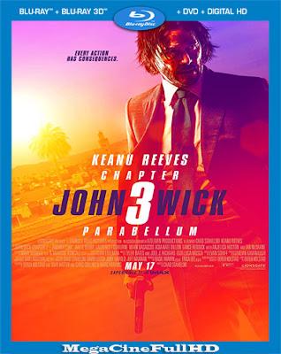 John Wick 3 (2019) Full 1080P Latino