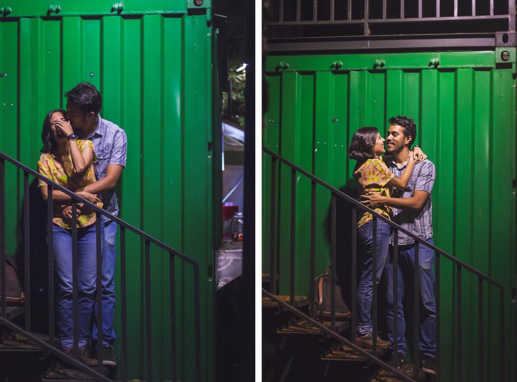 Fotógrafo profesional de prebodas en medellín