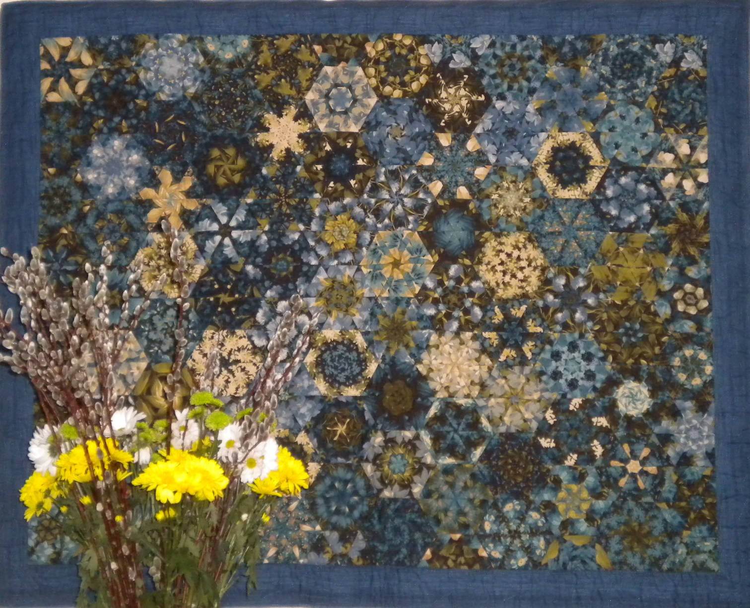 Till We Quilt Again!: Another Spring Day! Well Almost