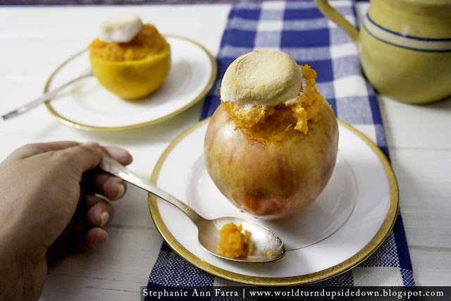 WWII WW2 Recipe Sweet potatoes