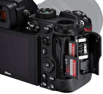 مواصفات كاميرا Nikon Z5