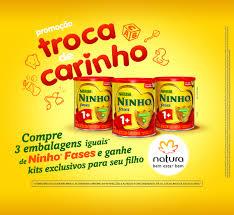 Promoção Troca de Carinho Nestlé